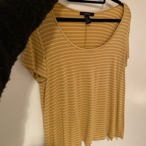 Forever 21 Stripped Tee